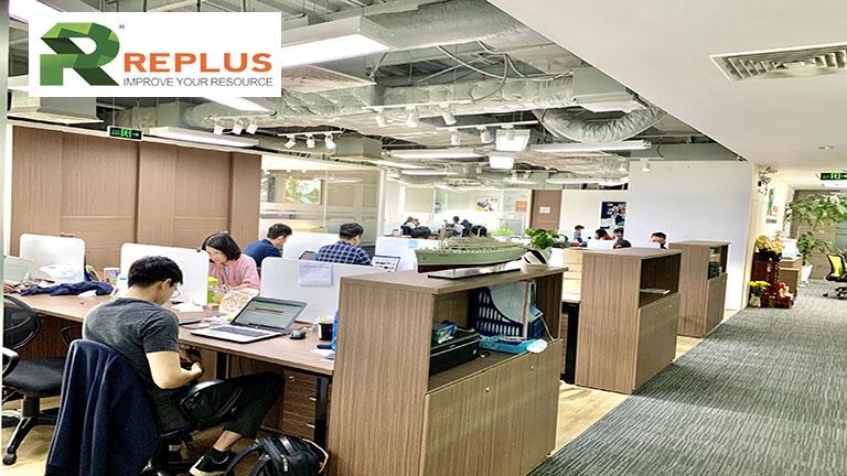 coworking space Cau Giay tai Ha Noi