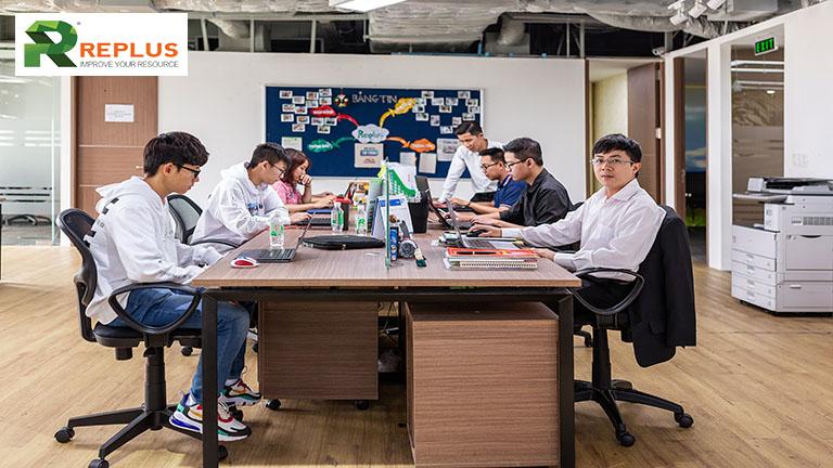 coworking space Thanh Xuan tai Ha Noi