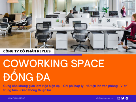coworking space Dong Da