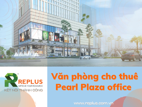 cho thue pearl plaza office binh thanh hcm